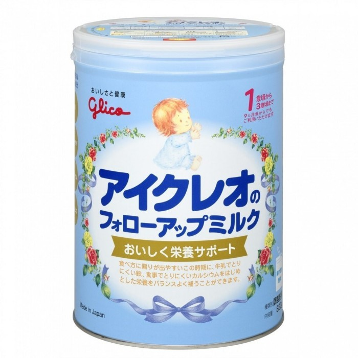 Glico 2 stage 2 for 9-36 Months 800g