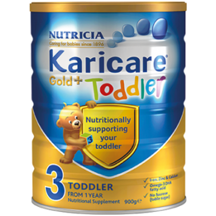 Karicare Gold+ Infant Formula Stage 3 (1 year+) 900g